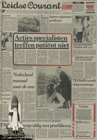 28 January 1986