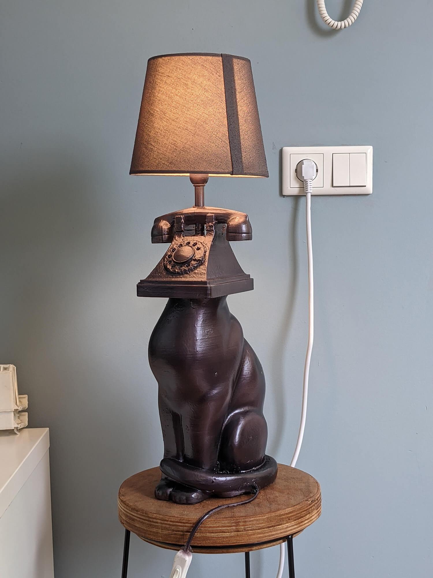 I like lamps